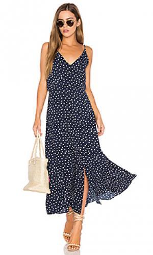 Платье в горошек - Eight Sixty EGL892070