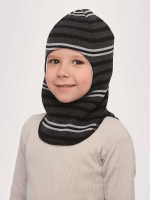 Шапка Totti. Цвет: серый, темно-серый