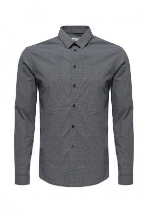 Рубашка Celio. Цвет: синий
