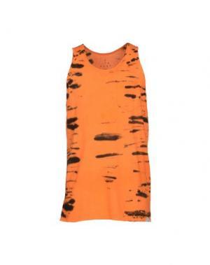 Футболка ALTAMONT. Цвет: оранжевый
