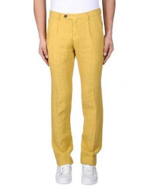 Повседневные брюки J.W. BRINE. Цвет: охра