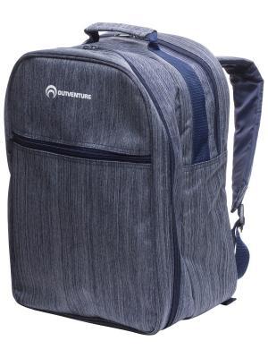 Рюкзак OUTVENTURE. Цвет: темно-синий
