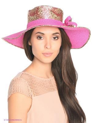 Шляпа FOMAS. Цвет: фуксия