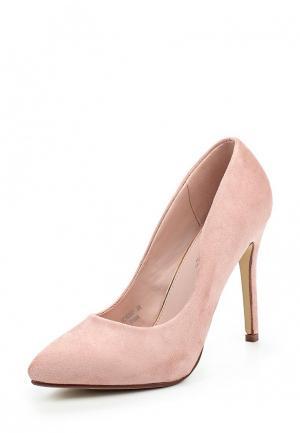 Туфли Ideal. Цвет: розовый