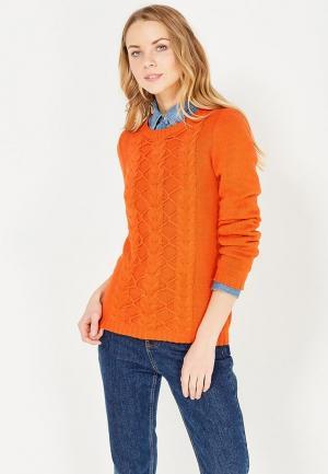 Джемпер Vay. Цвет: оранжевый