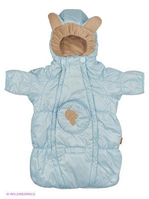 Конверт для малыша NELS. Цвет: голубой