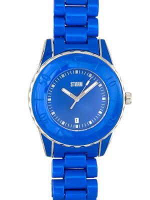 Часы STORM NEW VESTINE BLUE 47027/B Storm.. Цвет: лазурный