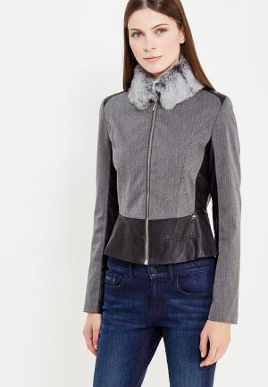 Куртка Met. Цвет: серый