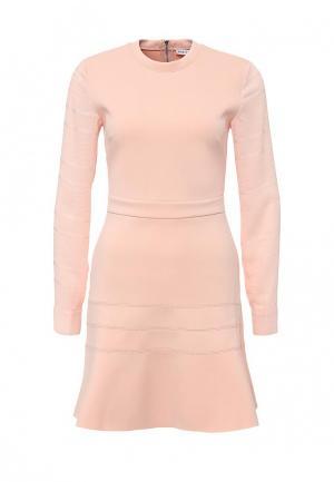 Платье Finders Keepers. Цвет: розовый