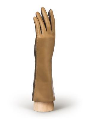 Перчатки Eleganzza. Цвет: темно-коричневый, горчичный