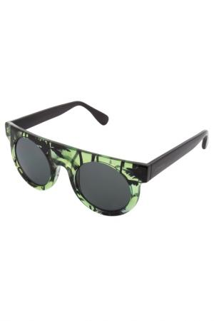 Sunglasses Komono. Цвет: green, black