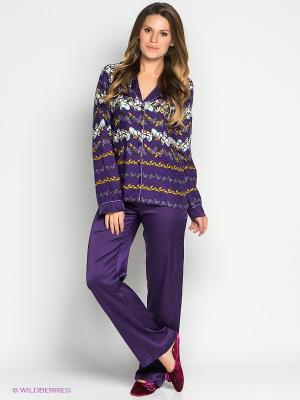 Пижама PENYE MOOD. Цвет: фиолетовый