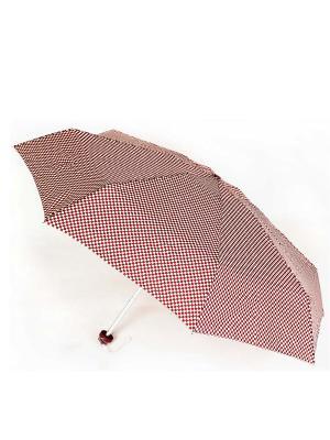 Зонты Vogue.. Цвет: бордовый, белый