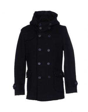 Легкое пальто X-CAPE. Цвет: темно-синий