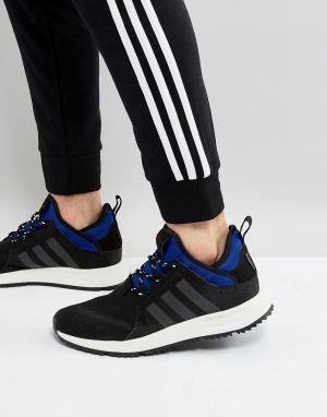 Adidas Originals Черные кроссовки X PLR BZ0671. Цвет: черный