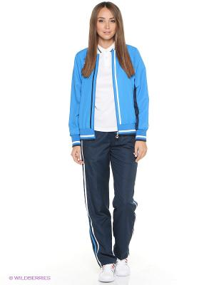 Спортивный костюм Joma. Цвет: синий