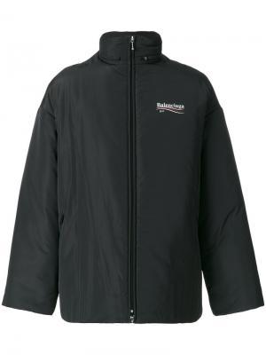 2017 padded jacket Balenciaga. Цвет: none