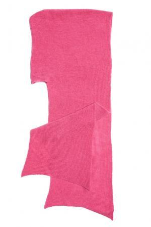 Капюшон из шерсти 153306 Norsoyan. Цвет: розовый