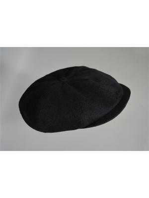 Кепка Bos Bison. Цвет: черный