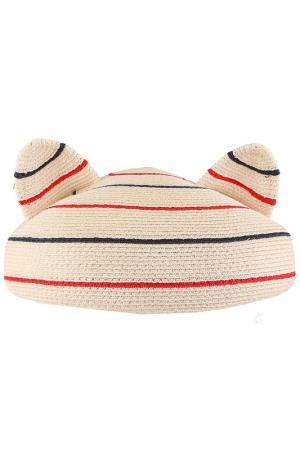Шляпа Eugenia Kim. Цвет: white