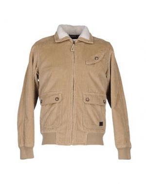 Куртка 55DSL. Цвет: песочный