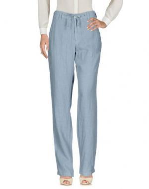 Повседневные брюки HARTFORD. Цвет: небесно-голубой