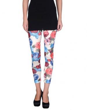 Повседневные брюки GIORGIA & JOHNS. Цвет: бежевый