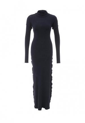 Платье Uona. Цвет: синий