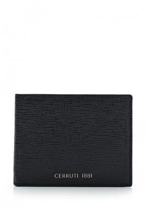Портмоне Cerruti 1881. Цвет: черный