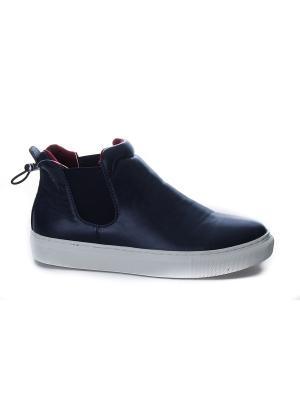 Ботинки Patrol. Цвет: темно-синий