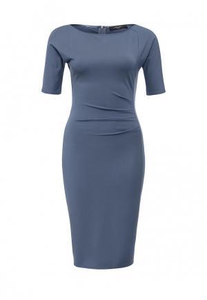 Платье Weekend Max Mara. Цвет: голубой