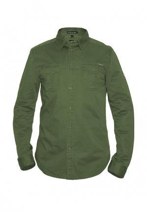 Рубашка Tactical Frog. Цвет: зеленый