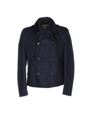 Легкое пальто SEALUP. Цвет: грифельно-синий