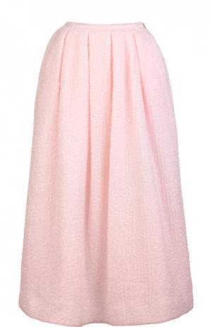 Юбка Rochas. Цвет: розовый