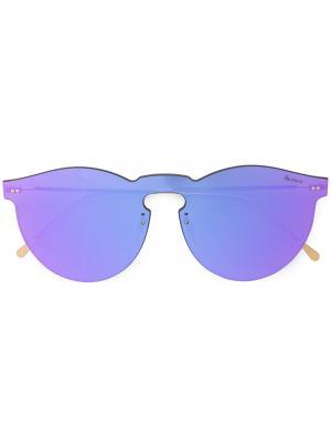 Солнцезащитные очки Leonard Mask Illesteva. Цвет: розовый и фиолетовый