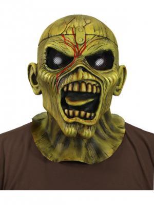 Карнавальная маска Neca. Цвет: оливковый, малиновый