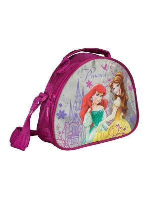 Сумочка для ланча Disney Princess. Цвет: розовый