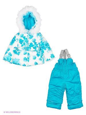 Комплект одежды BOOM. Цвет: бирюзовый