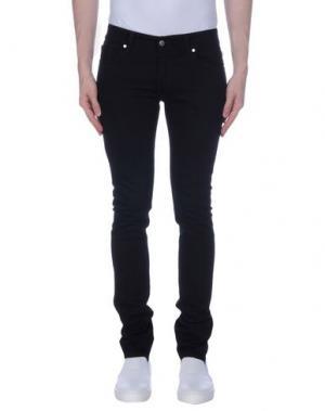 Джинсовые брюки JCOLOR. Цвет: черный