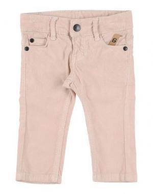 Повседневные брюки IMPS&ELFS. Цвет: светло-розовый