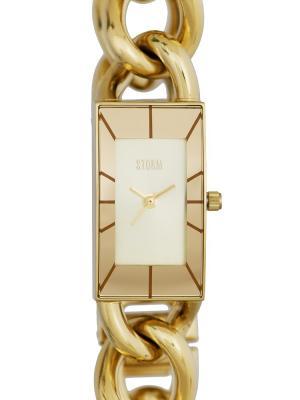 Часы STORM NIA GOLD 47271/GD Storm.. Цвет: золотистый