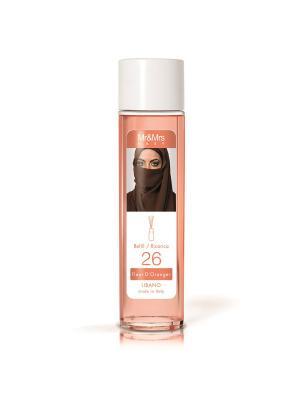 Наполнитель для диффузора 260 мл № 26 FLEUR DORANGER Mr&Mrs Fragrance. Цвет: розовый