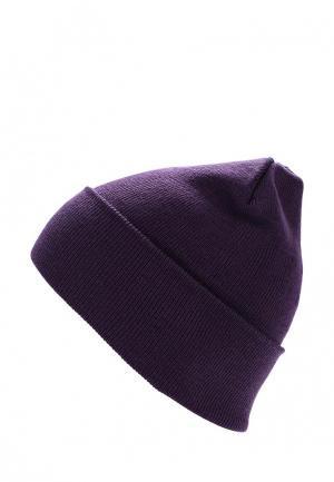 Шапка Topman. Цвет: фиолетовый