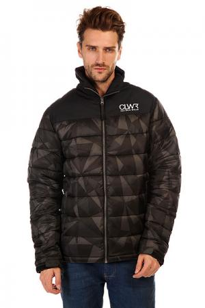 Пуховик  T Jacket Black Ceramic CLWR. Цвет: черный