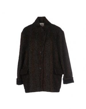 Пиджак POMANDÈRE. Цвет: темно-коричневый