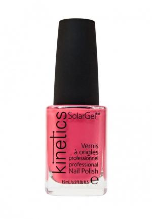 Лак для ногтей Kinetics. Цвет: коралловый