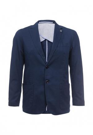 Пиджак Cortefiel. Цвет: синий
