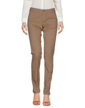 Повседневные брюки SUN 68. Цвет: песочный