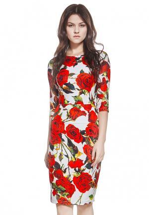 Платье Nothing but Love. Цвет: разноцветный
