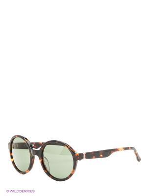 Солнцезащитные очки IC 652 02 Iceberg. Цвет: коричневый